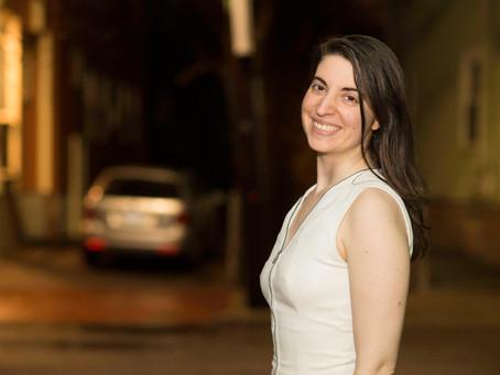 Meet The Comedians: Pamela Ross