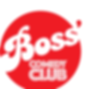Boss' Comedy Club Logo