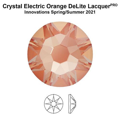 Timantit Swarovski® Electric Orange SS12