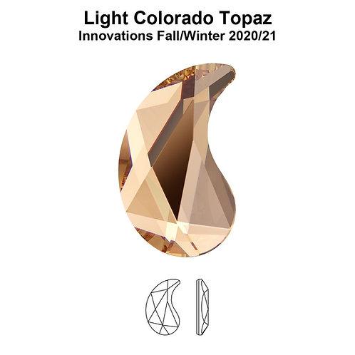 Timantit Paisley Colorado Topaz X 6x3,7mm