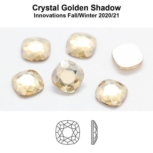 Timantit Cushion Golden Shadow (7mm)