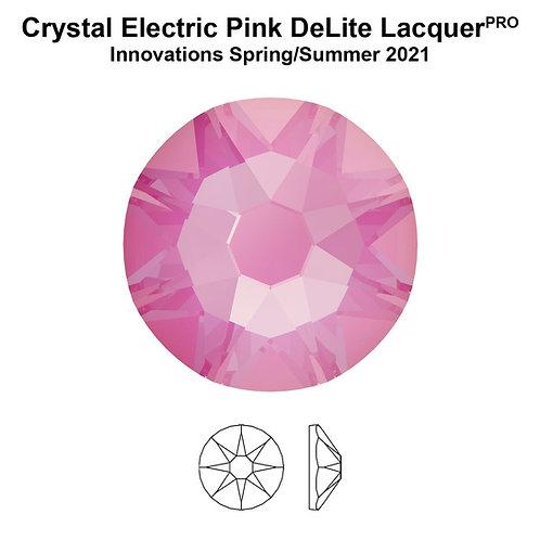 Timantit Swarovski® Electric Pink SS12