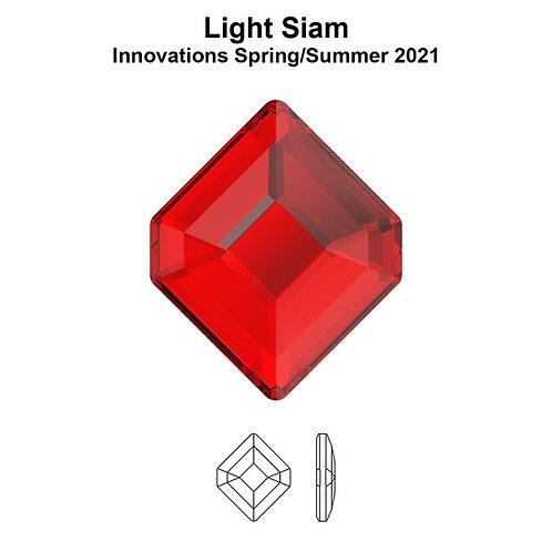 Timantit Concise Hexagon Light Siam 6,7x5,6mm