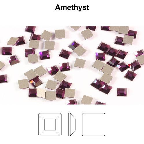 Timantit SW Square Amethyst (3mm)