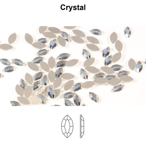 Timantit SW Navette Crystal (8x4mm)
