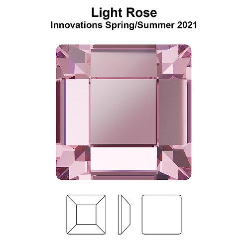 Timantit SW Square Light Rose (4mm)