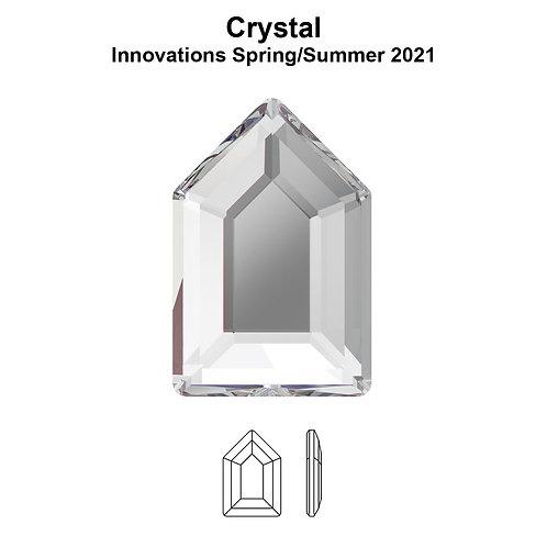 Timantit Elongated Pentagon Crystal 6,3x4,2mm