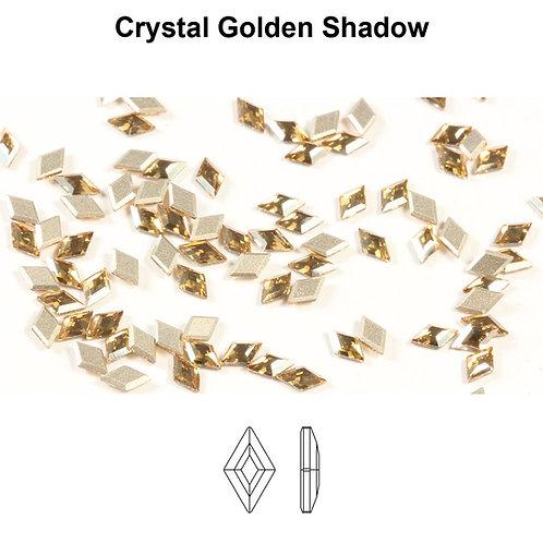 Timantit Diamond Shape Golden Shadow 5x3mm