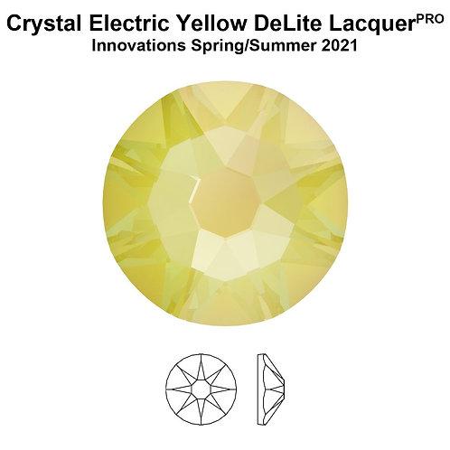 Timantit Swarovski® Electric Yellow SS12