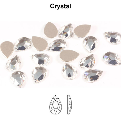 Timantit Pear Crystal 8x5mm