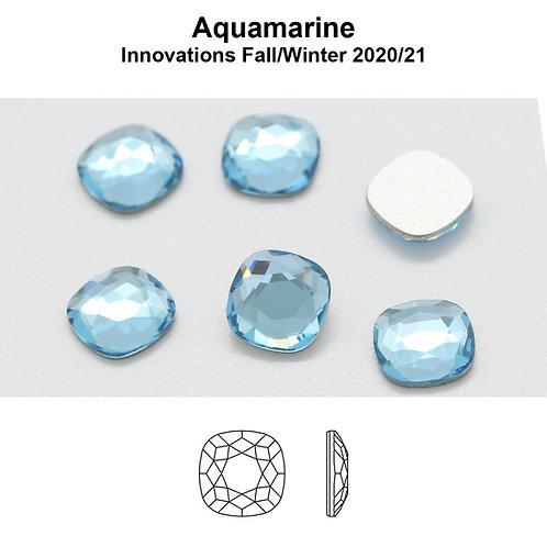 Timantit Cushion Aquamarine (7mm)