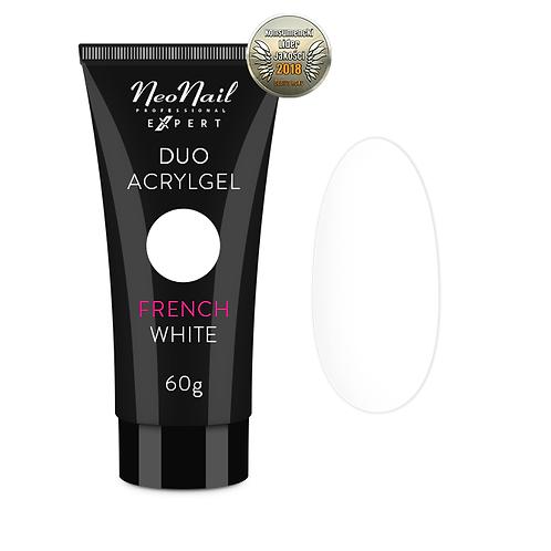 Duo Acrylgel - French White