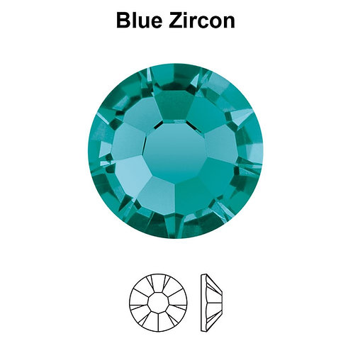Timantit Preciosa® Blue Zircon