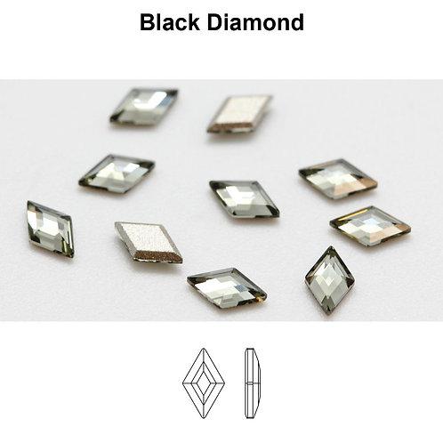 Timantit Diamond Shape Black Diamond 5x3mm