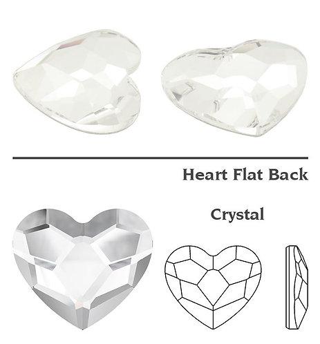 Timantit SW Heart Crystal (3.6mm)