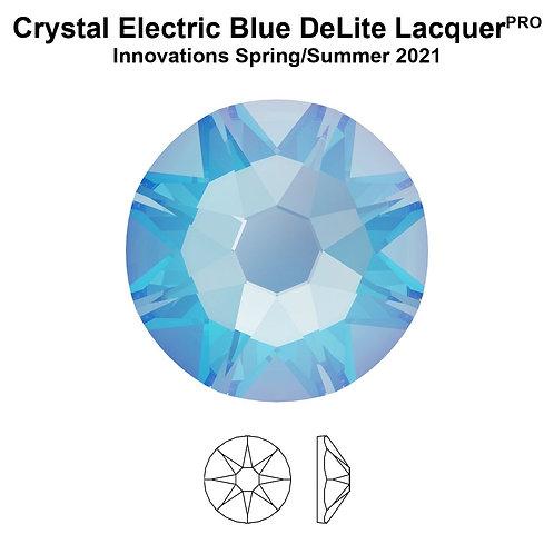 Timantit Swarovski® Electric Blue SS12