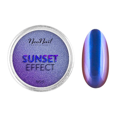 Peilipuuteri Sunset Effect No.5