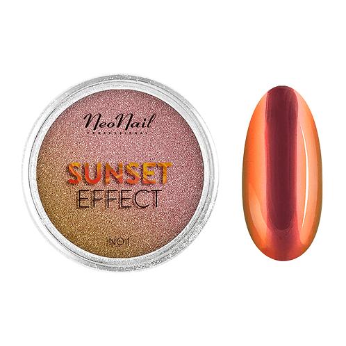 Peilipuuteri Sunset Effect No.1