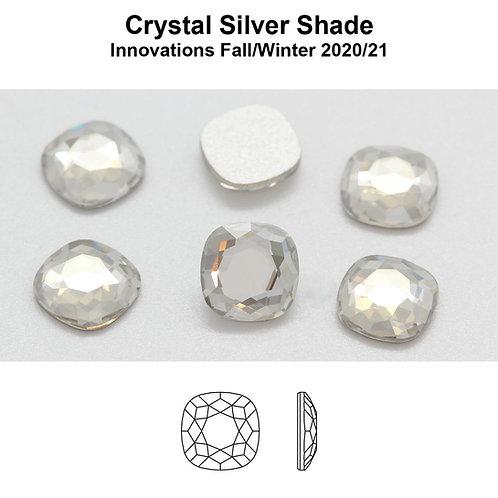 Timantit Cushion Crystal Silver Shade (5mm)