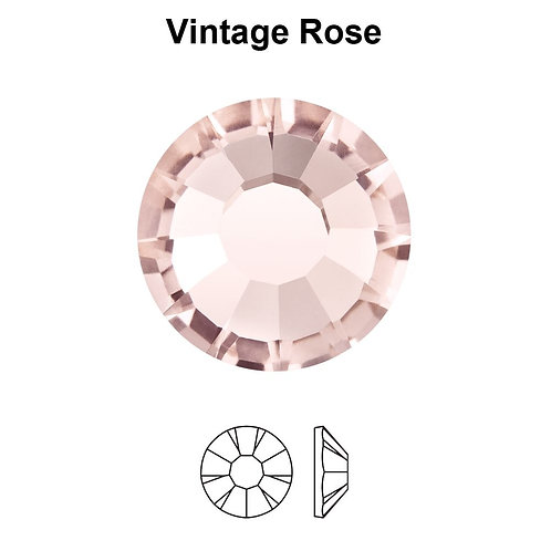 Timantit Preciosa® Vintage Rose