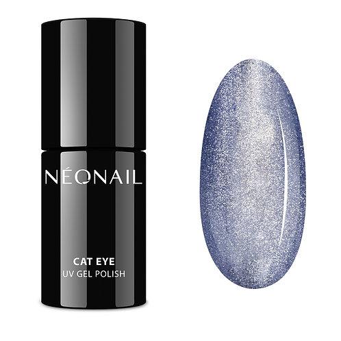 Neonail Cat Eye Satin Sky