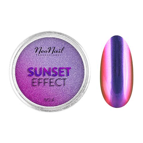 Peilipuuteri Sunset Effect No.4