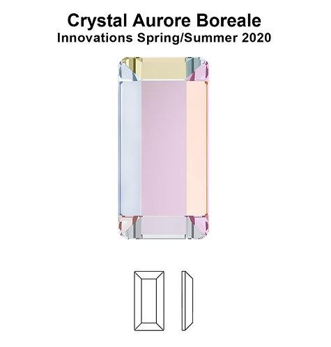 Timantit SW Baguette Crystal AB (3.7x1.9mm)