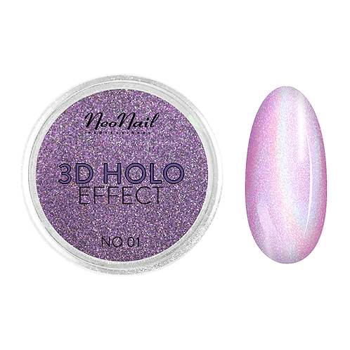 Peilipuuteri 3D Holo Effect No.01