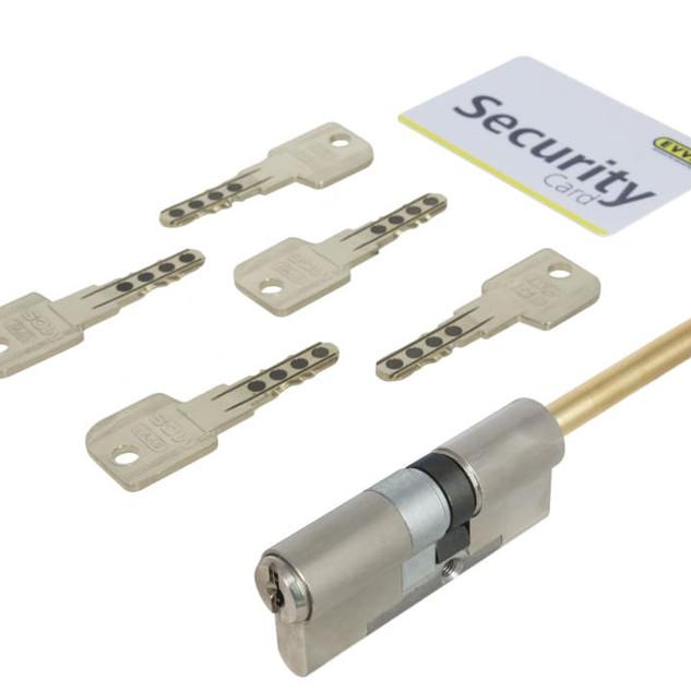 Цилиндровые механизмы EVVA MCS