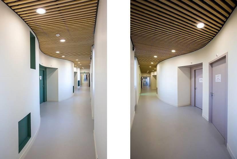 Photo de l'intérieur du Foyer d'Accueil Médicalisé à Villejuif