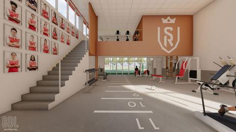 Centre de Formation du Stade de Reims