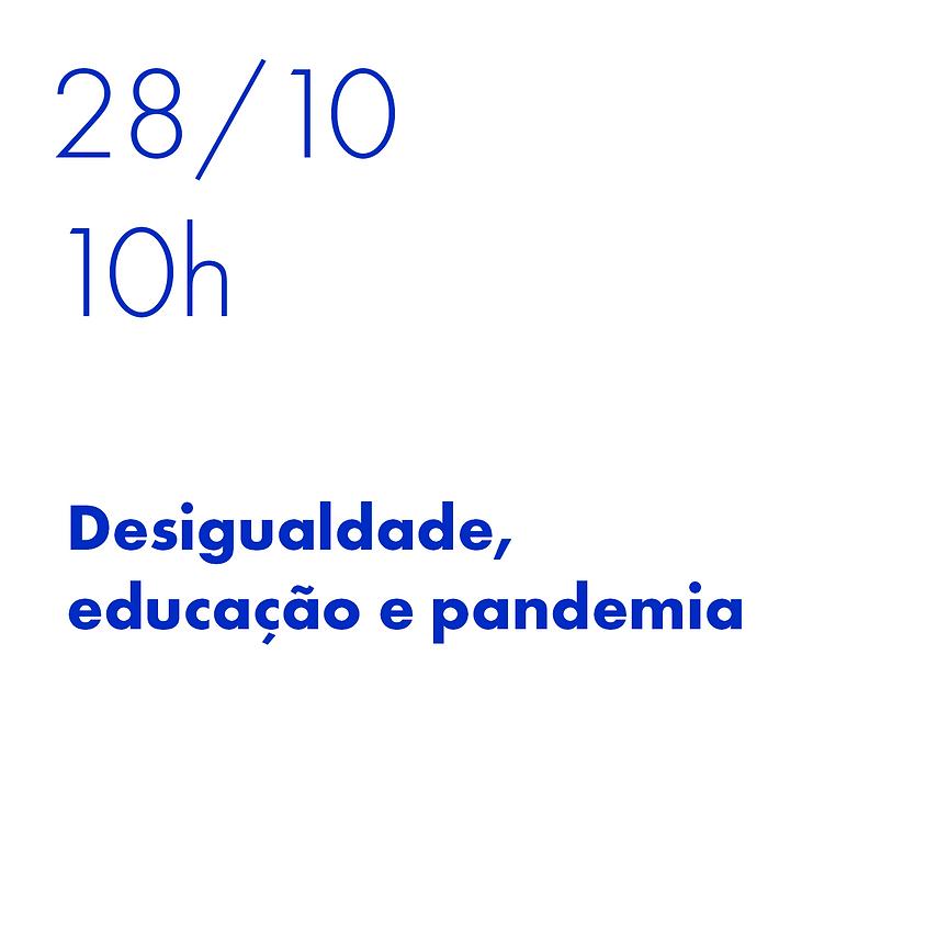 Desigualdade, educação e pandemia