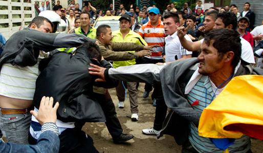 Bucaramanga, la ciudad con mayor violencia interpersonal