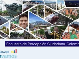 Comparativo Percepción Red de Ciudades 2016