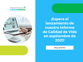 Informe Calidad de Vida Bucaramanga AMB 2021