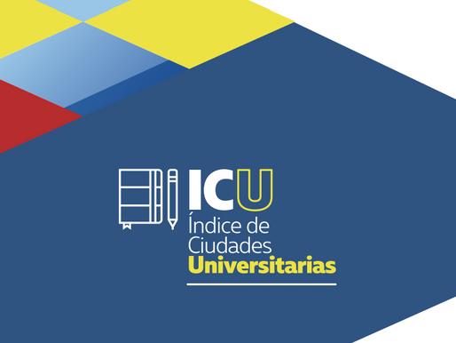 Informe Red Índice de Ciudades Universitarias 2016