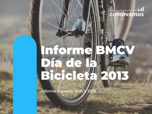 Informe BMCV Día de la Bicicleta 2013