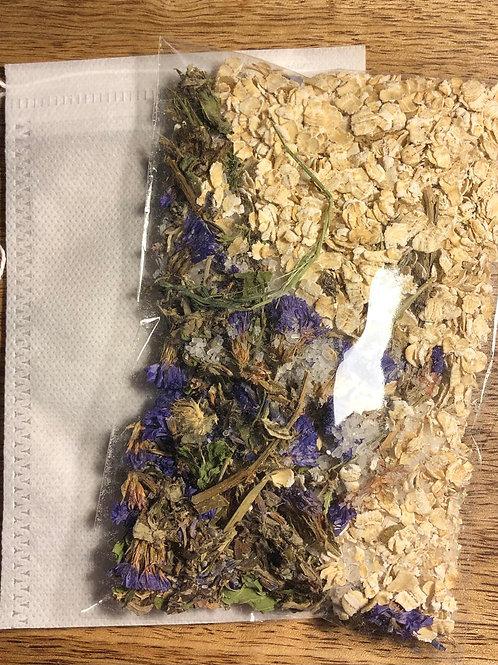 Lavender Rose Bath Tea