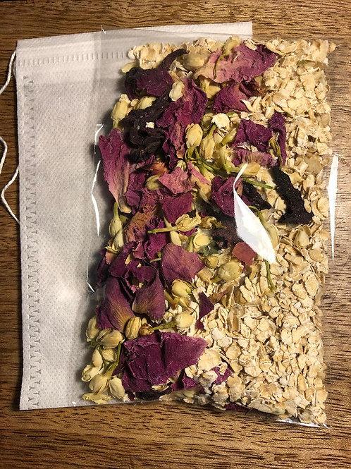 Bergamot & Geranium Bath Tea