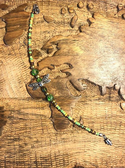 """Dragonfly Bracelet 7"""" L"""