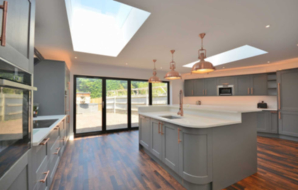House Extension in Fuzton, Milton Keynes. MLA Architecture Ltd provided Architectural Services for Planning Permission and Building Control Approval.