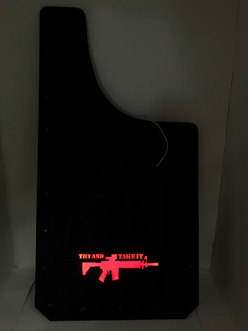 Try and Take it AR-15 Silhouette