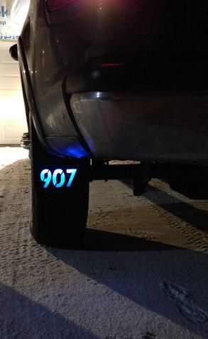 Blue 907