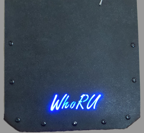 Blue Who R U