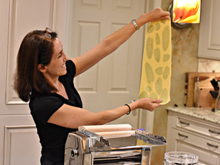 A Good Way to Pasta Time with Laurie Boucher aka Baltimore Home Cook