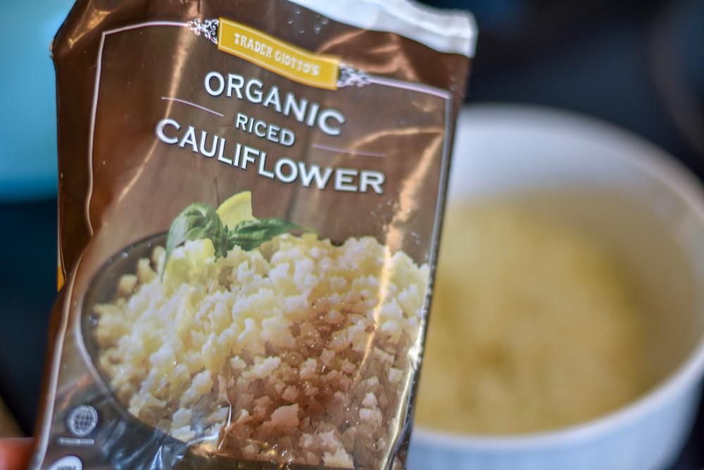 Trader Joes Cauliflower Rice