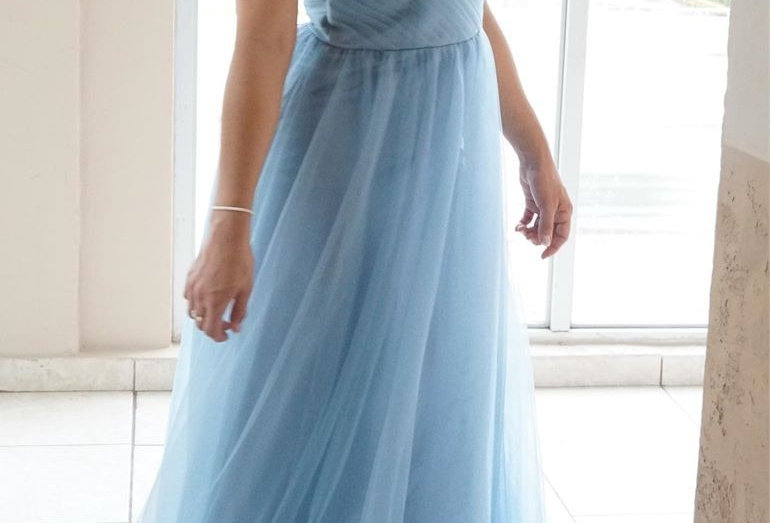 Bridemaid Tulle