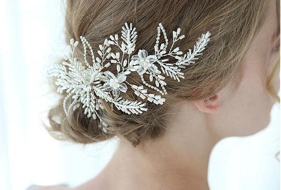 PV317-Glam Hair Ornament