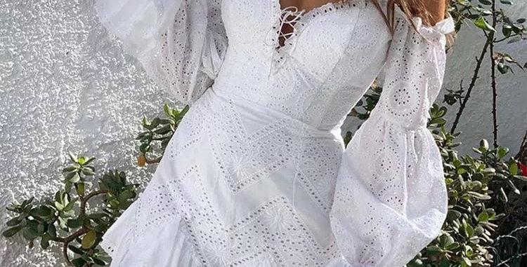 Y026-Bohemian Thin Strap Crochete