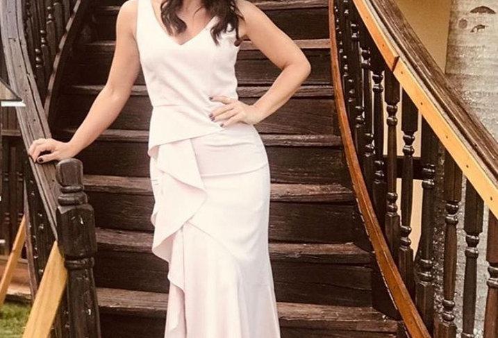 Bridesmaid Blush
